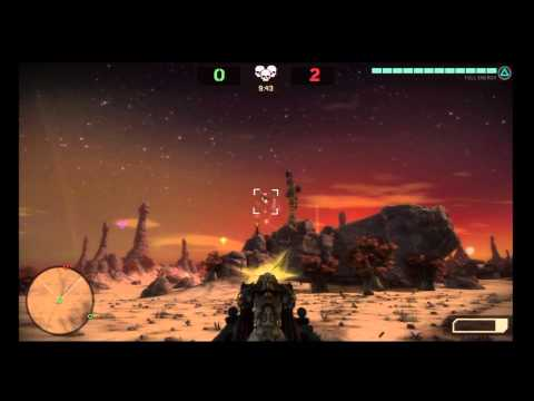 Starhawk: Rear Gunner Trophy – HTG