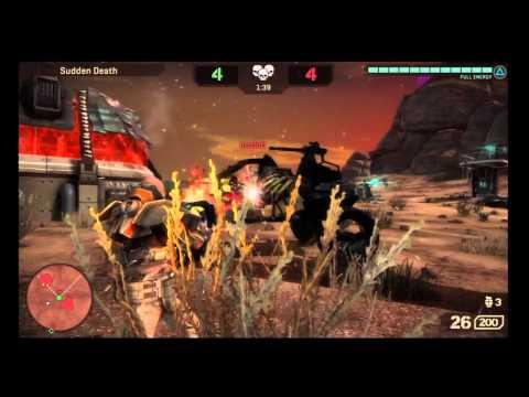 Starhawk: Saboteur Trophy – HTG