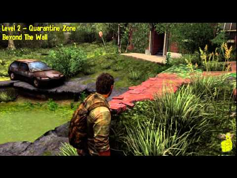 The Last of Us: Level 2 Quarantine Zone Walkthrough Part 1 – HTG