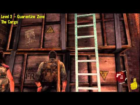 The Last of Us: Level 2 Quarantine Zone Walkthrough Part 2 – HTG