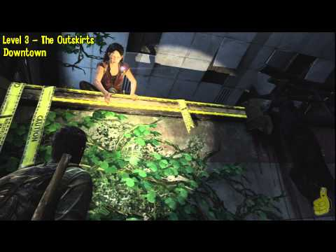 The Last of Us: Level 3 The Outskirts Walkthrough part 1 – HTG