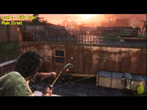 The Last of Us: Level 4 Bill's Town Walkthrough part 1 – HTG