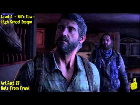 The Last of Us: Level 4 Bill's Town Walkthrough part 3 – HTG