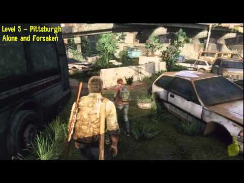 The Last of Us: Level 5 Pittsburgh Walkthrough part 1 – HTG