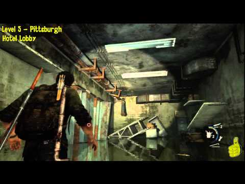 The Last of Us: Level 5 Pittsburgh Walkthrough part 2 – HTG