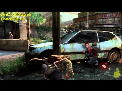 The Last of Us: Level 5 Pittsburgh Walkthrough part 3 – HTG