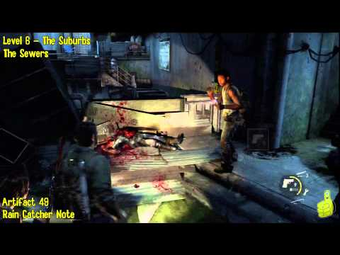 Firefly pendants happy thumbs gaming the last of us level 6 suburbs walkthrough part 1 htg mozeypictures Choice Image
