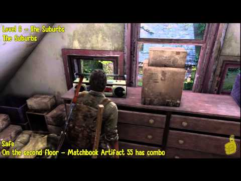 The Last of Us: Level 6 Suburbs Walkthrough part 2 – HTG