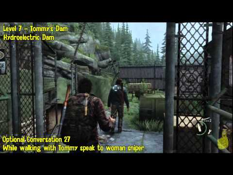 Collectible Guide Happy Thumbs Gaming - The last of us lake resort map