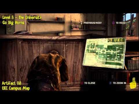 The Last Of Us Level 8 University Walkthrough Part 1 Htg