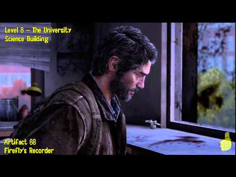 The Last of Us: Level 8 University Walkthrough part 2 – HTG