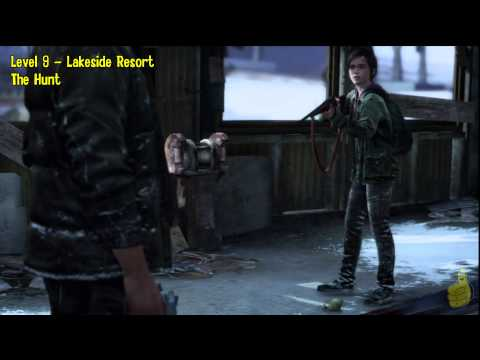The Last of Us: Level 9 Lakeside Resort Walkthrough part 1 – HTG