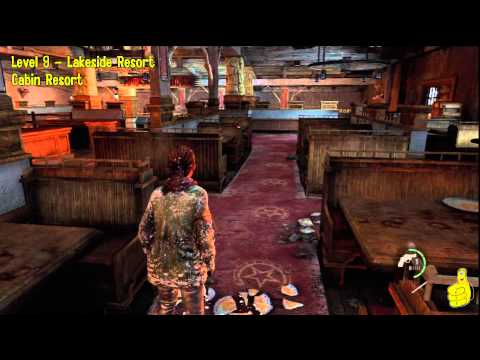 The Last of Us: Level 9 Lakeside Resort Walkthrough part 2 – HTG