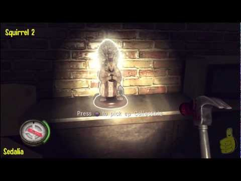 The Walking Dead Survival Instinct: No Stone Left Unturned Trophy/Achievement (Squirrels) – HTG