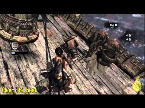 Tomb Raider: A Pirate's Life – All Collectables (Documents, Relics, GPS Caches & Challenges) – HTG