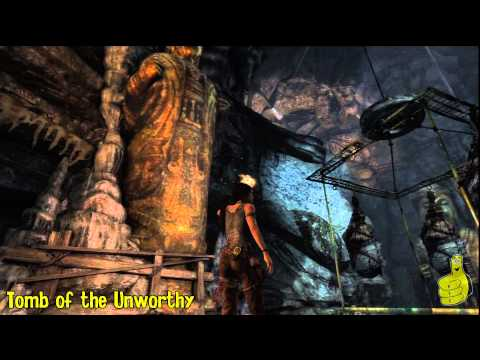Tomb Raider: Cry For Help 1 of 2 – All Collectables (Documents, Relics, GPS Cache & Challenges)- HTG