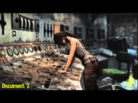 Tomb Raider: Cry For Help 2 of 2 – All Collectables (Documents, Relics, GPS Cache & Challenges)- HTG