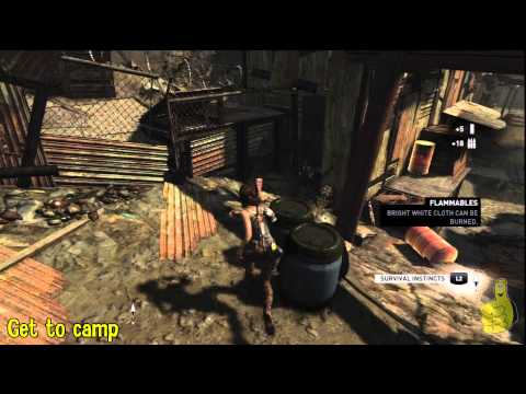 Tomb Raider: Highway to Hell – All Collectables (Documents, Relics, GPS Caches & Challenges) – HTG