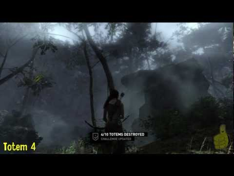 Tomb Raider: Woman Vs. Wild – All Collectables (Documents, Relics, GPS Cache & Totems) – HTG