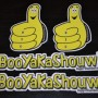 Combo-x2 (BooYaKaShouw and Thumby) vinyl stickers