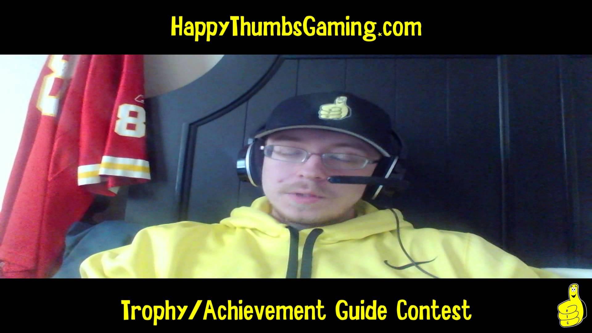 Trophy/Achievement Guide Contest – HTG