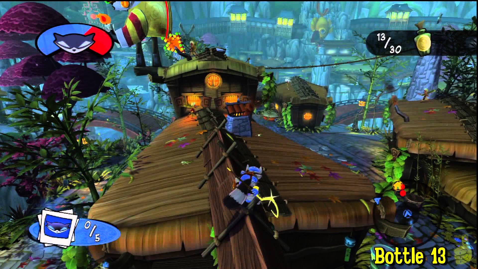 Sly Cooper: Thieves in Time Trophy Guide