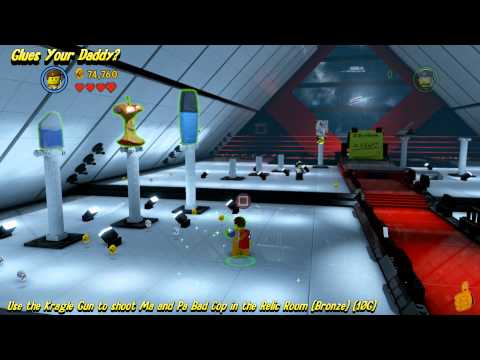 "The Lego Movie Videogame: ""Glues Your Daddy?"" Trophy/Achievement – HTG"
