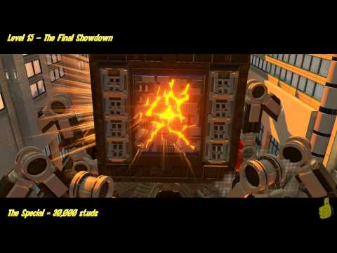 The Lego Movie Videogame: Level 15 The Final Showdown – STORY Walkthrough – HTG