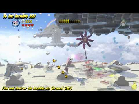 "The Lego Movie Videogame: ""To The Invisible Jet!"" Trophy/Achievement – HTG"