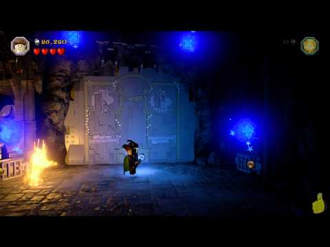 Lego The Hobbit: Level 13 Looking For Proof – FREE PLAY (All Minikits, Treasures & Design) – HTG