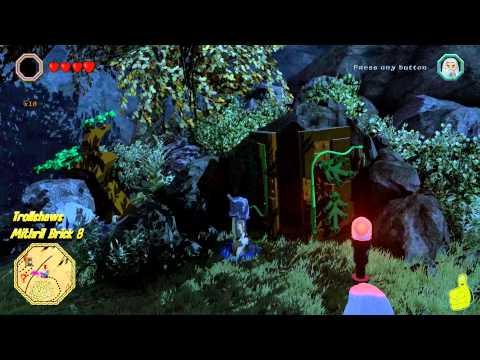 Lego The Hobbit: Middle-earth Free Roam – The High Fells – HTG – YouTube thumbnail