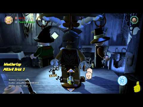 Lego The Hobbit: Middle-earth Free Roam – Weathertop –  HTG