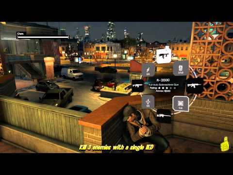 "Watch Dogs: ""Black Hat Trick"" Trophy/Achievement – HTG"