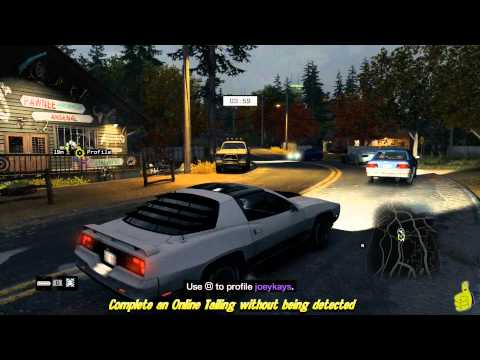 "Watch Dogs: ""Stealth Cookie"" Trophy/Achievement – HTG"