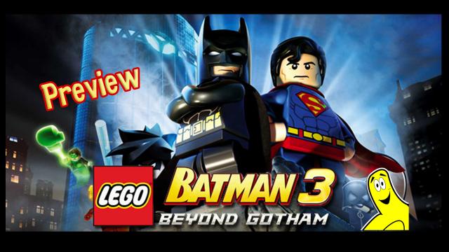 LEGO Batman 3 Beyond Gotham Preview – HTG