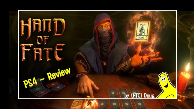 Hand of Fate: PS4 Review – HTG