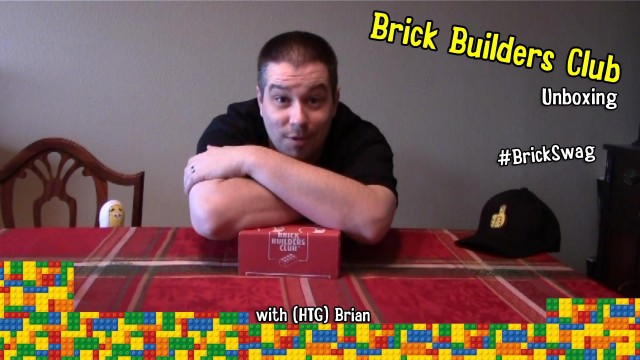 Brick Builders Club: Unboxing of February 2015 #BrickSwag – HTG