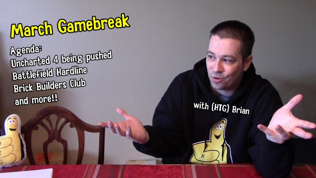 Gamebreak: March 2015 with Brian – HTG