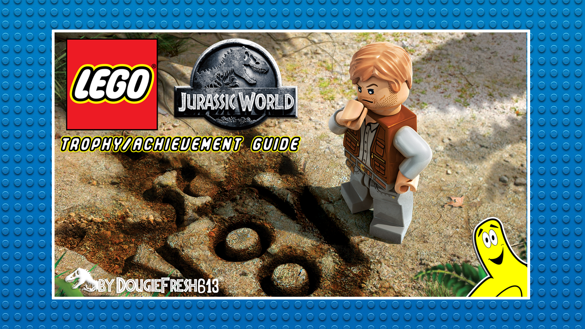 Lego jurassic world trophyachievement guide htg happy thumbs legojurassicparkfeatured gumiabroncs Gallery
