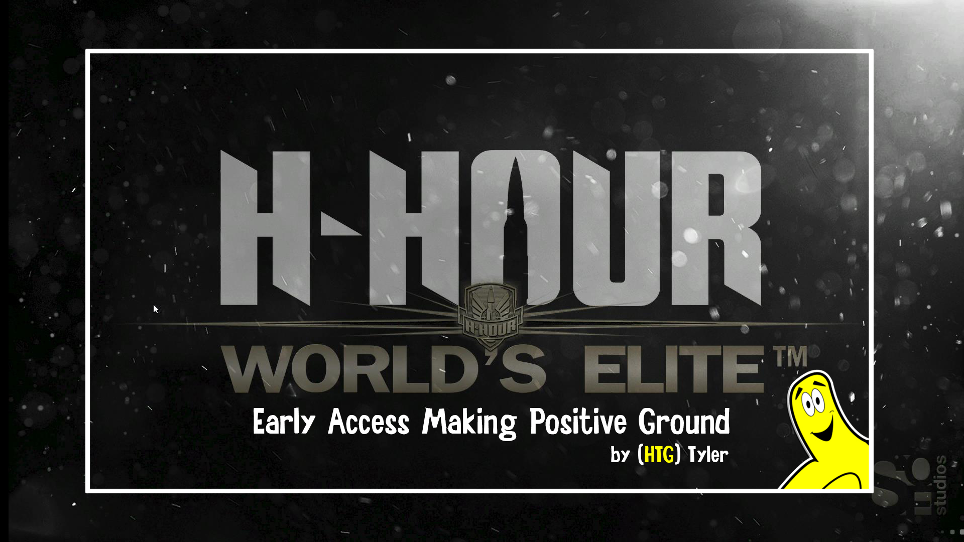 H-Hour Early Access making positive ground! – HTG