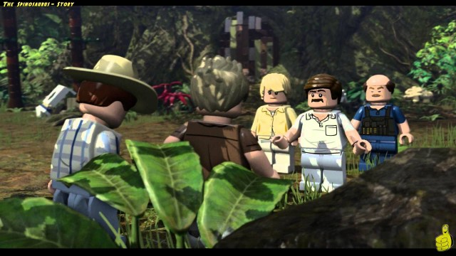 Lego Jurassic World: Level 12 STORY Nobody Move A Muscle Trophy/Achievement – HTG