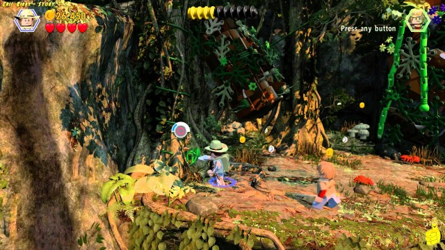 Lego Jurassic World: Level 14 STORY Family Reunion Trophy/Achievement – HTG