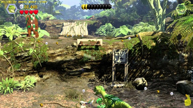 Lego Jurassic World: Level 16 STORY The Park Is Open Trophy/Achievement – HTG