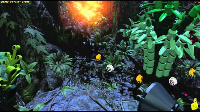 Lego Jurassic World: Level 19 STORY A New Alpha Trophy/Achievement – HTG