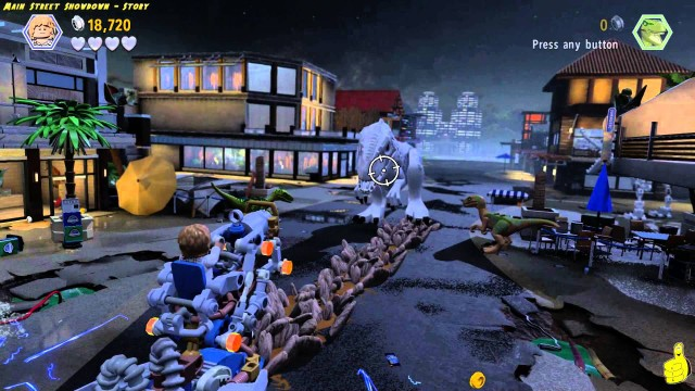 Lego Jurassic World: Level 20 STORY We Need More Teeth Trophy/Achievement – HTG