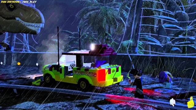Lego Jurassic World: Level 3 Park Shutdown FREE PLAY (All Collectibles) – HTG