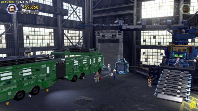 Lego Jurassic World: Level 6 Isla Sorna FREE PLAY (All Collectibles) – HTG