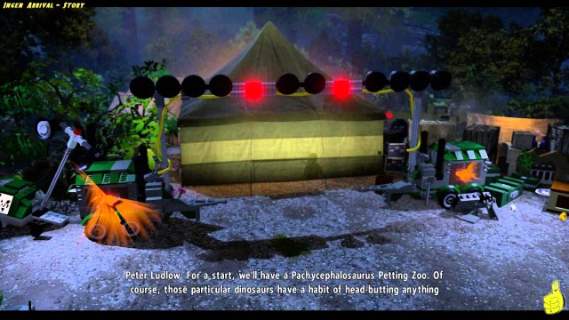 Lego Jurassic World: Level 7 STORY Mommy's Very Angry Trophy/Achievement – HTG