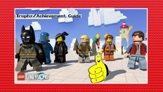 LEGO Dimensions Trophy/Achievement Guide – HTG