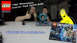 Lego Dimensions: Starter Pack #71171 Speed Build w/ Brian and Rhyse – HTG